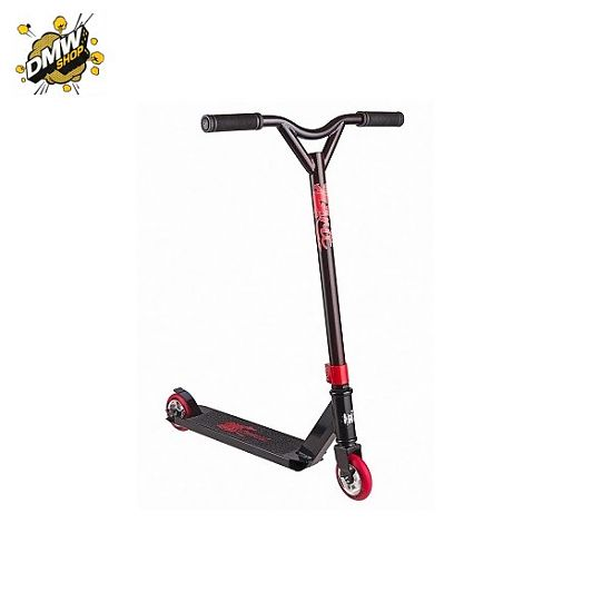 Grit Extremist Complete Scooter - Black/Red