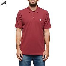 FREDDIE POLO    Oxblood Red