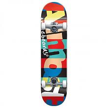 Skate Completo Rugby Resin YTH FP Comp'lete 7,35