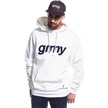 SUDADERA GRIMEY THE LUCY PEARL HOODIE FW17 WHITE