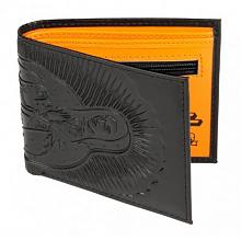 Ghost Lady Wallet Black