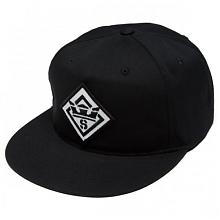 STNCL PITCH SLIDR HAT Black