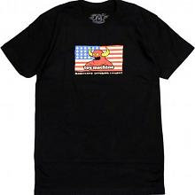 TEE AMERICAN MONSTER BLACK-BLACK