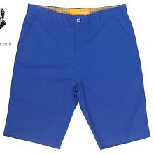 Boo Khaki Chino Short BLUE