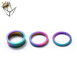 Bar Spacers Oil Silck