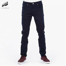 Jeans Slim Colored Navy