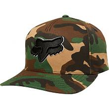 Epicycle Flexfit Hat Green Camo