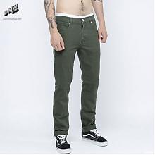 Jeans Slim Colored Army