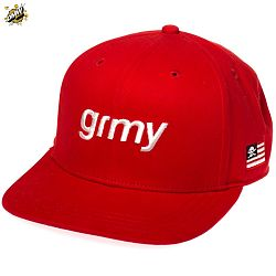 GORRA GRIMEY THE LUCY PEARL SNAPBACK FW17 RED