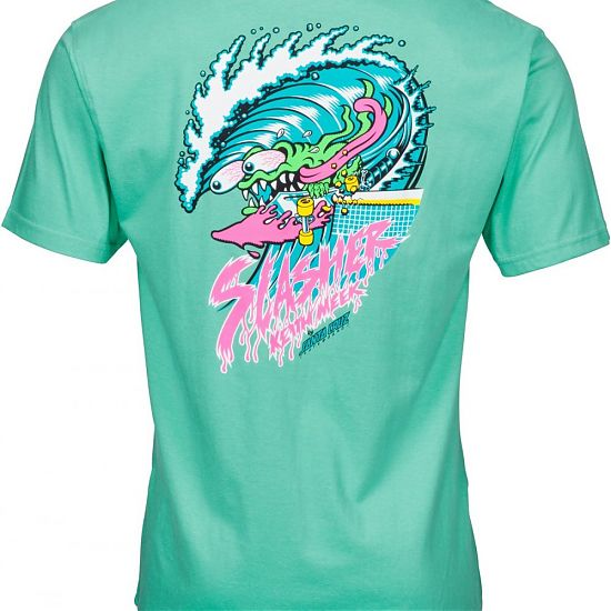 Santa Cruz Wave Slasher Spearmint