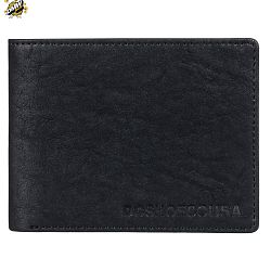 Big Message - Cartera de Doble Hoja  BLACK (kvj0)