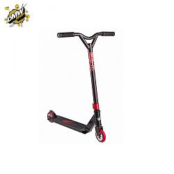 Extremist Complete Scooter - Black/Red