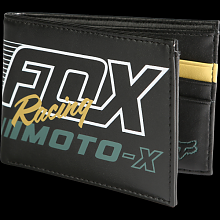 FLECTION PU WALLET [BLK]