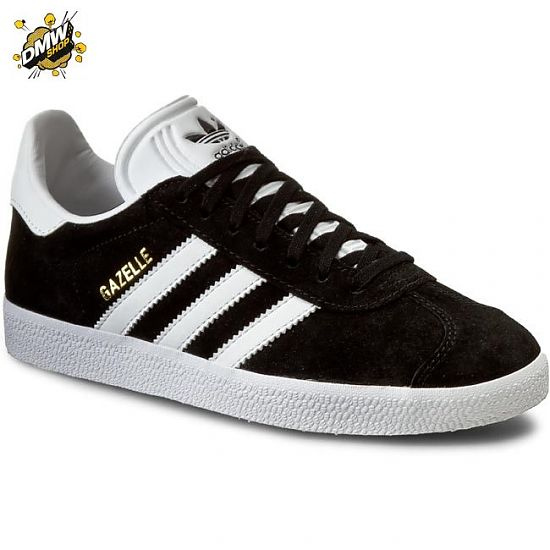 Adidas Originals Gazelle Black white