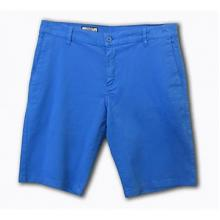 Short Pant Regular Banning Blue