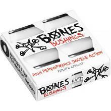 Bushings Hardcore Hard White-White