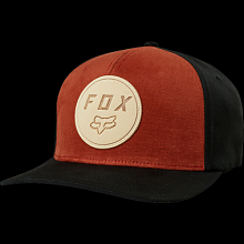 Resolved Flexfit Hat Black