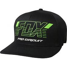 Fox Pro Circuit Flexfit Hat Black