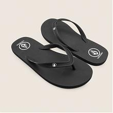 ROCKER 2 SOLID SANDALS - BLACK
