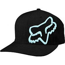 Clouded Flexfit Hat  Black/Blue