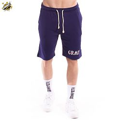 MIST BLUES SWEATSHORTS SS17 NAVY