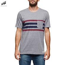 ASHLAND CREW T-SHIRT Grey Heather