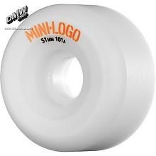 Wheels C-Cut 51x101 White