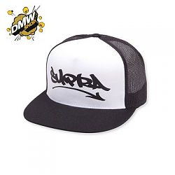 MARKER FELT TRUCKER  BLACK / WHITE - BKW