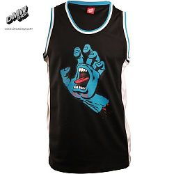 Vest Screaming Basketball Black