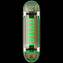 BOMB GREEN COMPLETE - DECK SIZE : 8,125