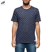 SPENCER CREW T-SHIRT Eclipse Navy