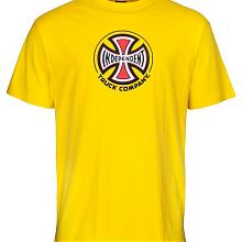 Tee Truck Co Yellow