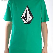 The Stone SS Basic Tee- Emerald Green