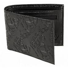 Wallet Multi Hand Bi-Fold Black