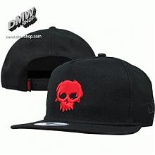 Blood Skull Hat NEW ERA  9 FIFTY Red Skull/Black Cap