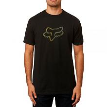 Legacy Fox Head SS Tee Cam
