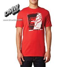 Gassed SS Tee Red