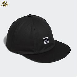 Adidas Mod 6 Panel Hat – Black