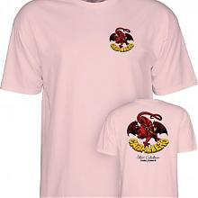 TEE CAB DRAGON II LIGHT PINK